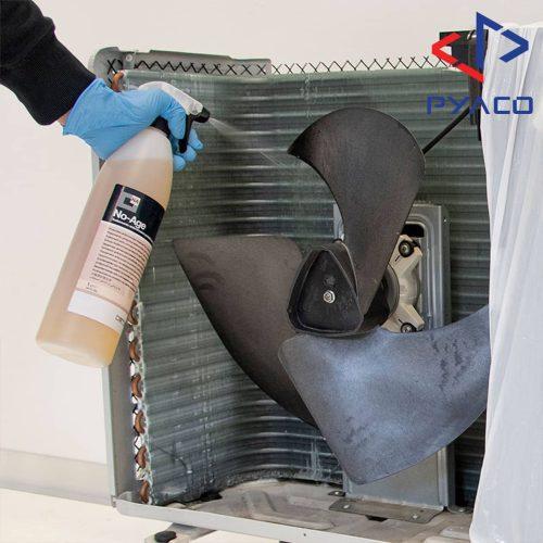 محافظت از کولر گازی با محلول No Age